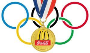 Bad olympics sponsors!
