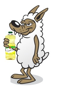 Is canola oil a wolf in sheep's clothing?