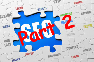 SEO for non techies part 2